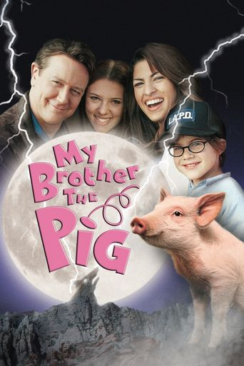 My Brother the Pig Poster