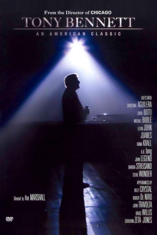 Tony Bennett: An American Classic Poster