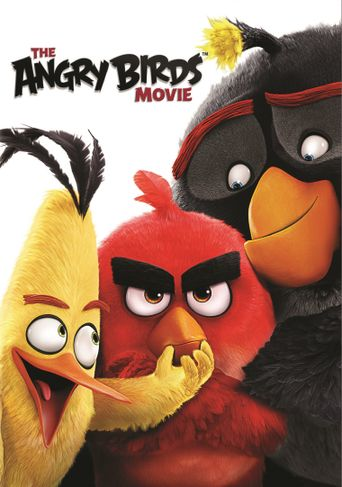 Watch The Angry Birds Movie