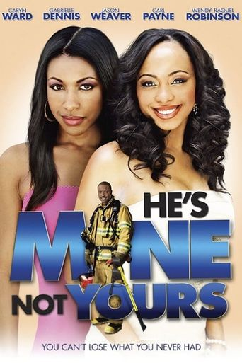 He's Mine Not Yours Poster