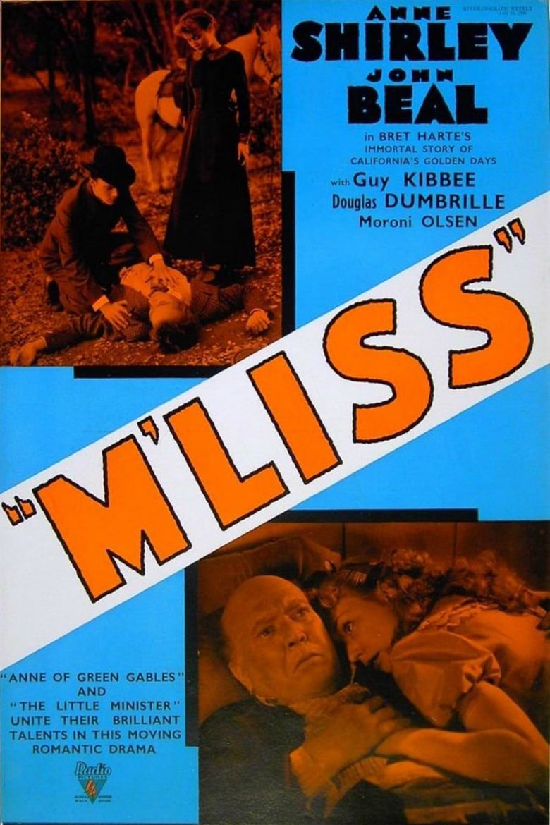 M'Liss Poster