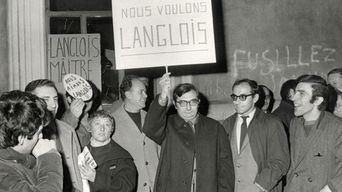 Langlois Poster