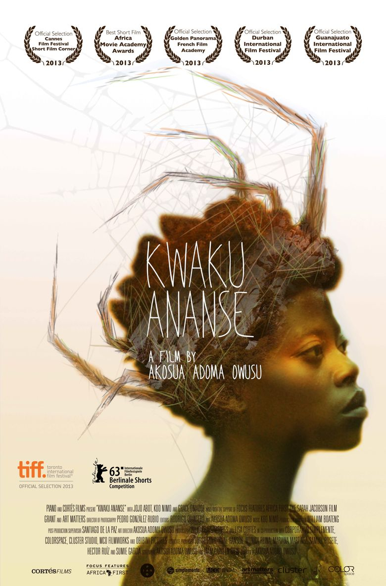 Kwaku Ananse Poster