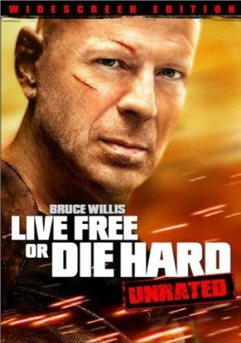 Analog Hero in a Digital World: Making of 'Live Free or Die Hard' Poster