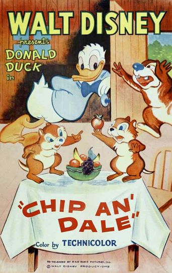 Chip an' Dale Poster