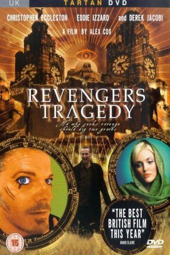 Revengers Tragedy Poster