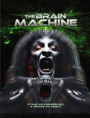 The Brain Machine Poster