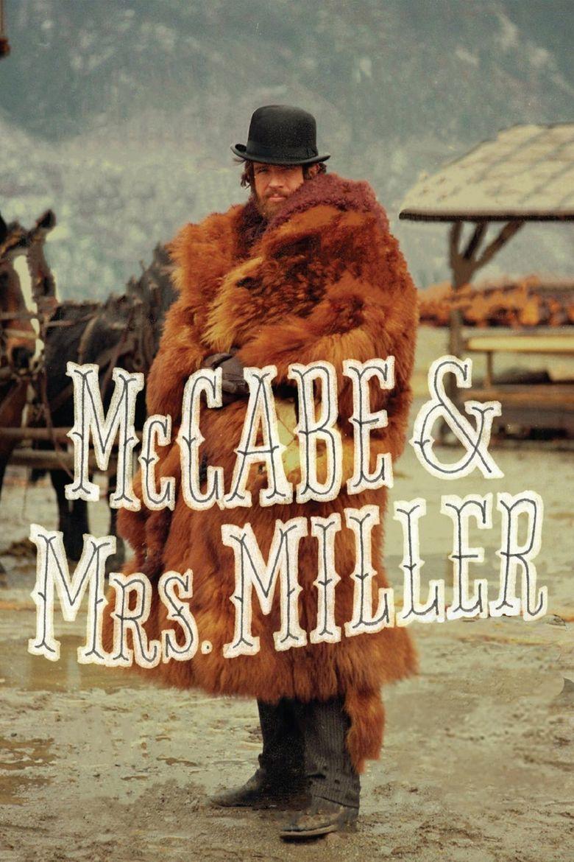 McCabe & Mrs. Miller Poster