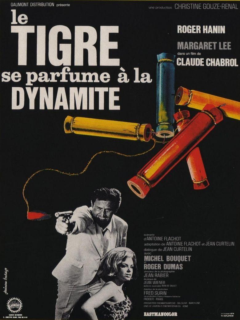 Le Tigre se parfume à la dynamite Poster