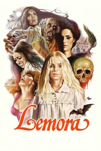 Lemora: A Child's Tale of the Supernatural Poster