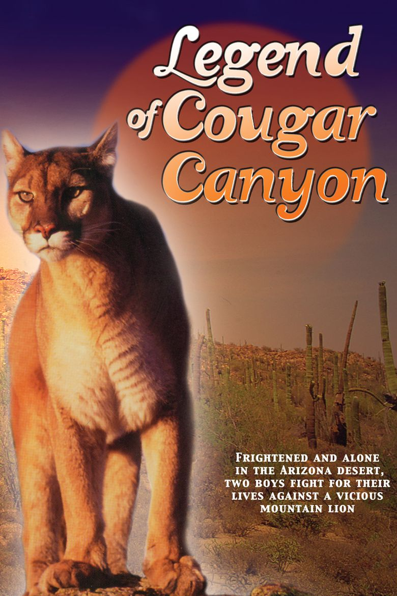 Legend of Cougar Canyon Poster