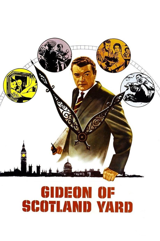 Gideon of Scotland Yard Poster