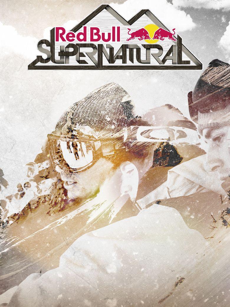 Red Bull Supernatural Poster