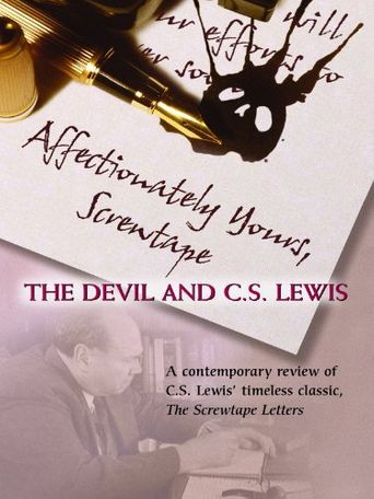 Affectionately Yours, Screwtape: The Devil and C.S. Lewis Poster