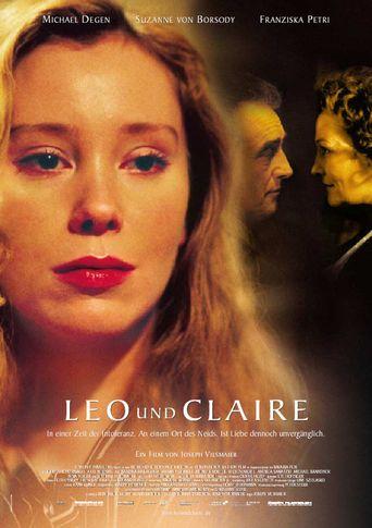 Leo und Claire Poster