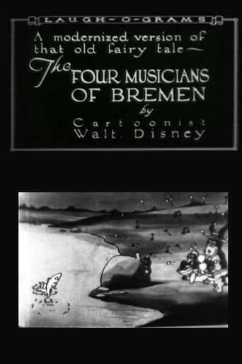 The Four Musicians of Bremen Poster