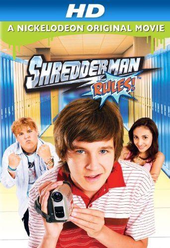 Shredderman Rules Poster