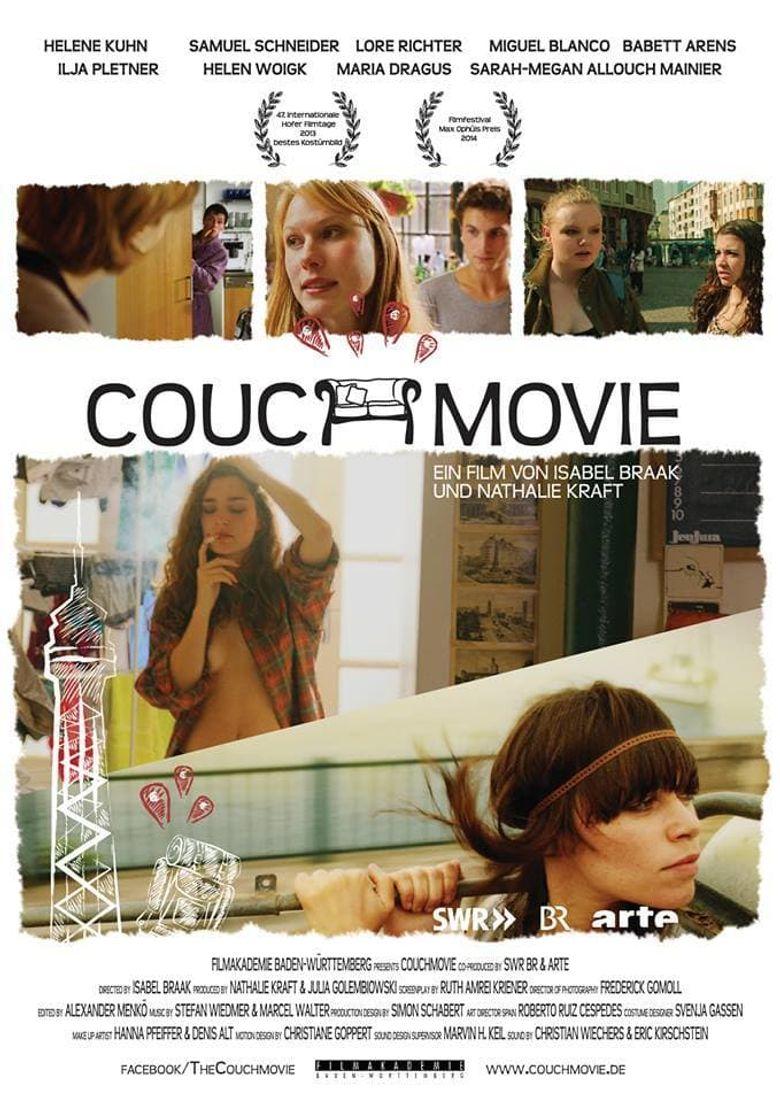 Couchmovie Poster