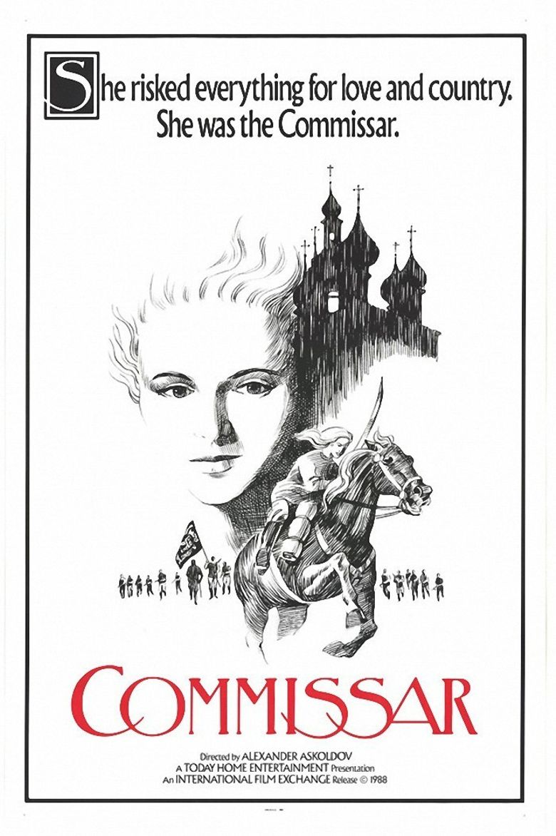 The Commissar Poster