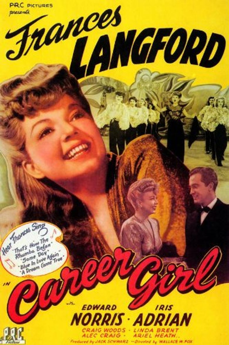Career Girl Poster