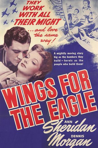 Wings for the Eagle Poster