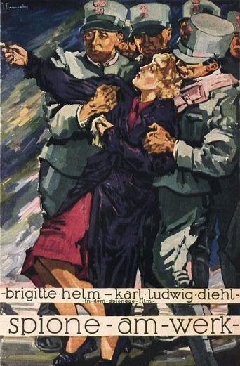 Spione am Werk Poster