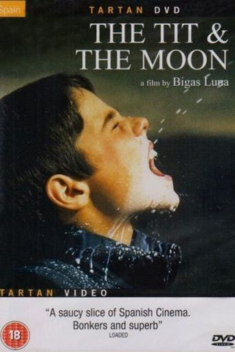 The Tit and the Moon Poster