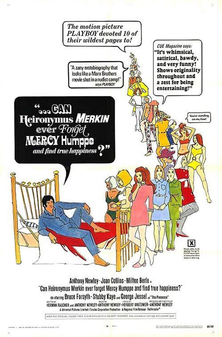 Can Heironymus Merkin Ever Forget Mercy Humppe and Find True Happiness? Poster