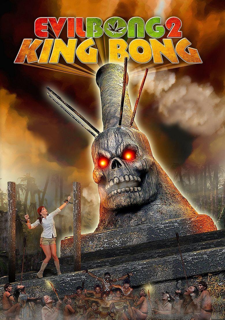 Evil Bong 2: King Bong Poster