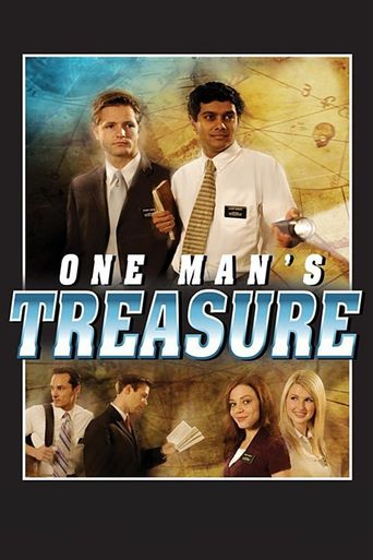 One Man's Treasure Poster