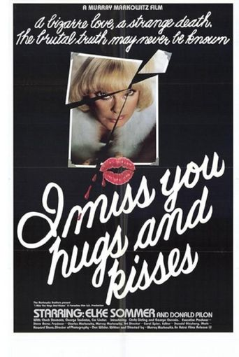 I Miss You, Hugs and Kisses Poster