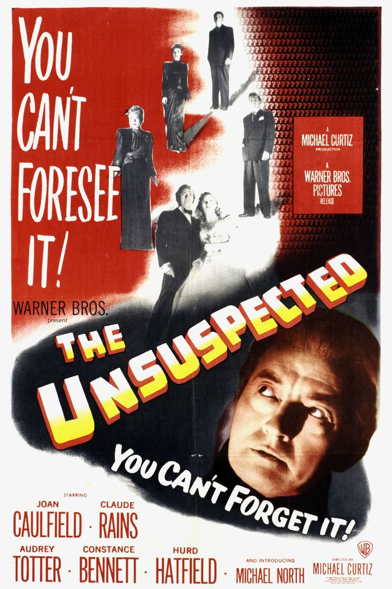 The Unsuspected Poster