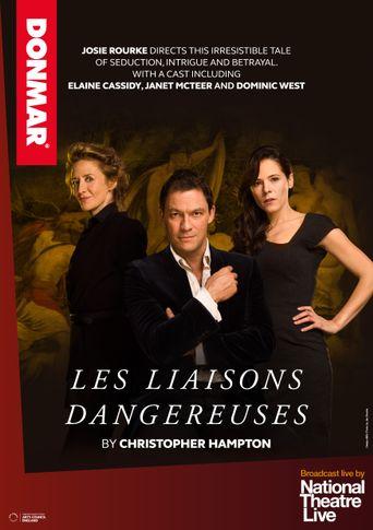 National Theatre Live: Les Liaisons Dangereuses Poster