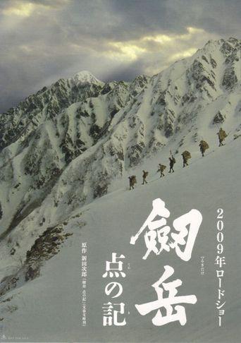 Mt. Tsurugidake Poster