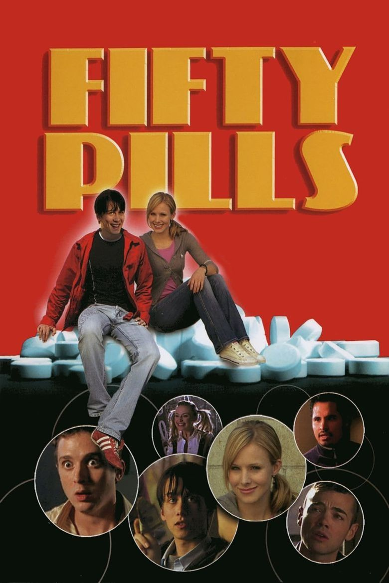 Fifty Pills Poster