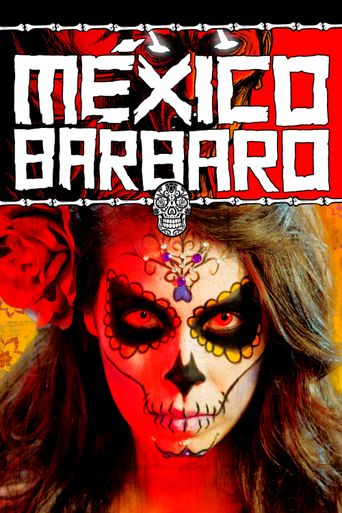 Barbarous Mexico Poster