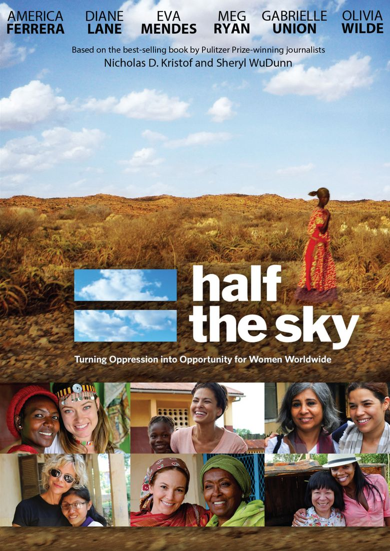 Half the Sky: Turning Oppression Into Opportunity for Women Worldwide Poster