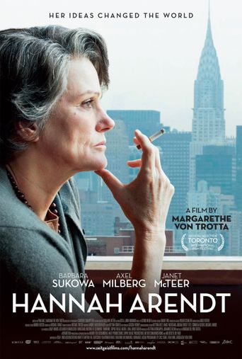 Watch Hannah Arendt