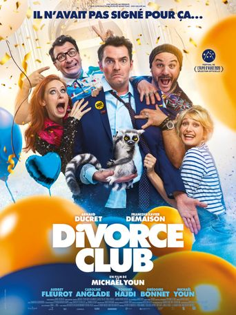 Divorce Club Poster
