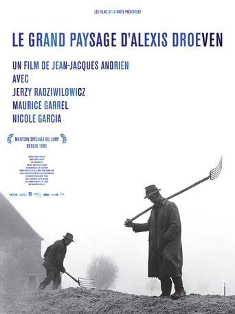 Le grand paysage d'Alexis Droeven Poster