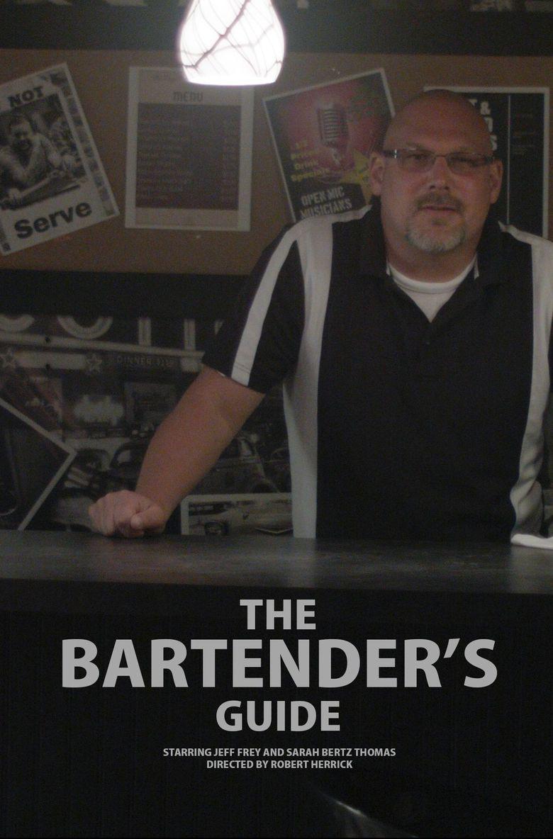 The Bartender's Guide Poster