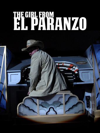 The Girl from El Paranzo Poster