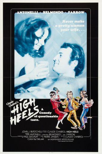 Claude Chabrol's High Heels Poster