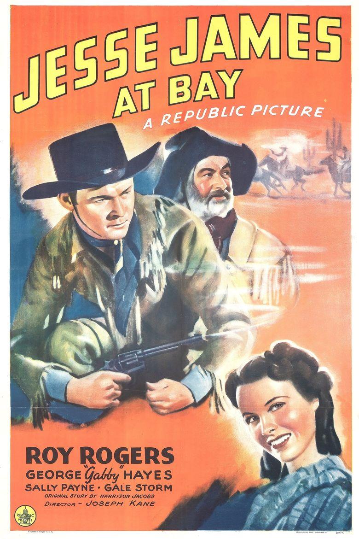 Jesse James at Bay Poster