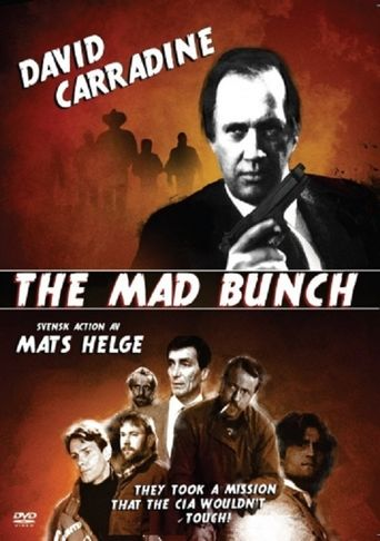 The Mad Bunch Poster