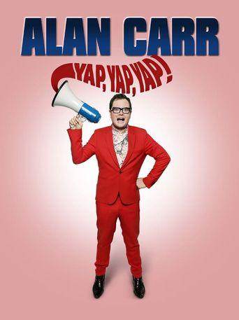 Alan Carr: Yap, Yap, Yap! Poster