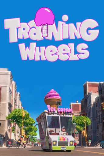 Minions: Training Wheels Poster