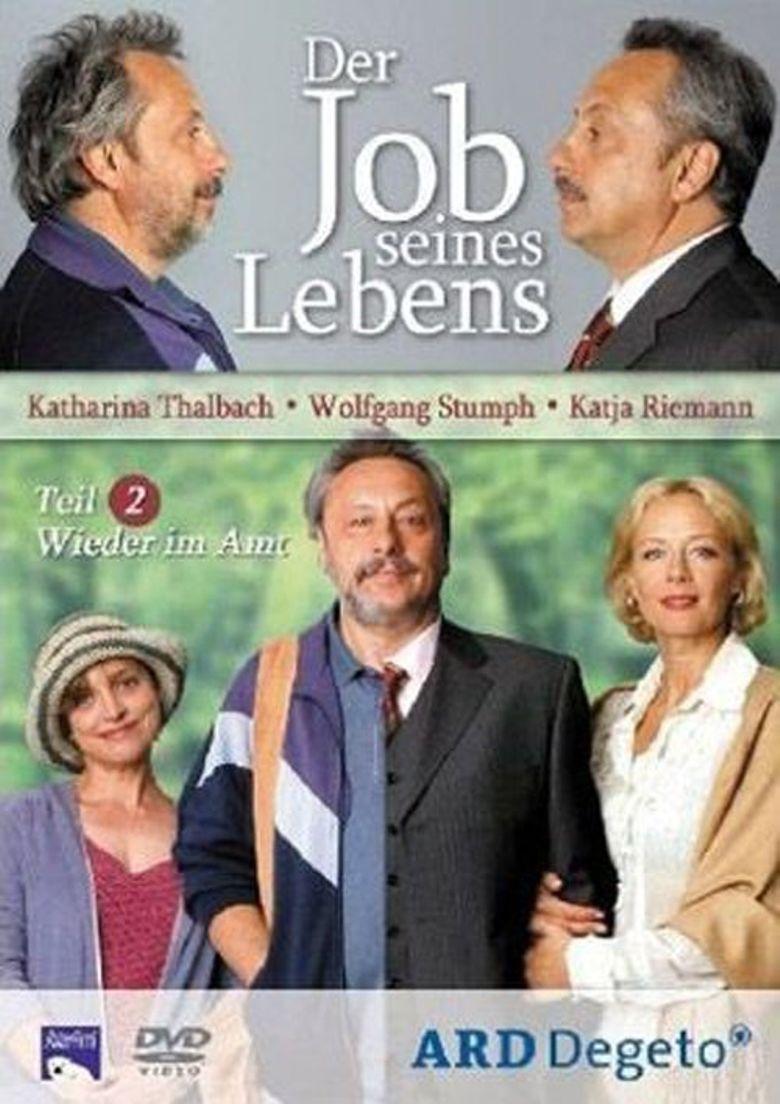 Der Job seines Lebens 2 - Wieder im Amt Poster