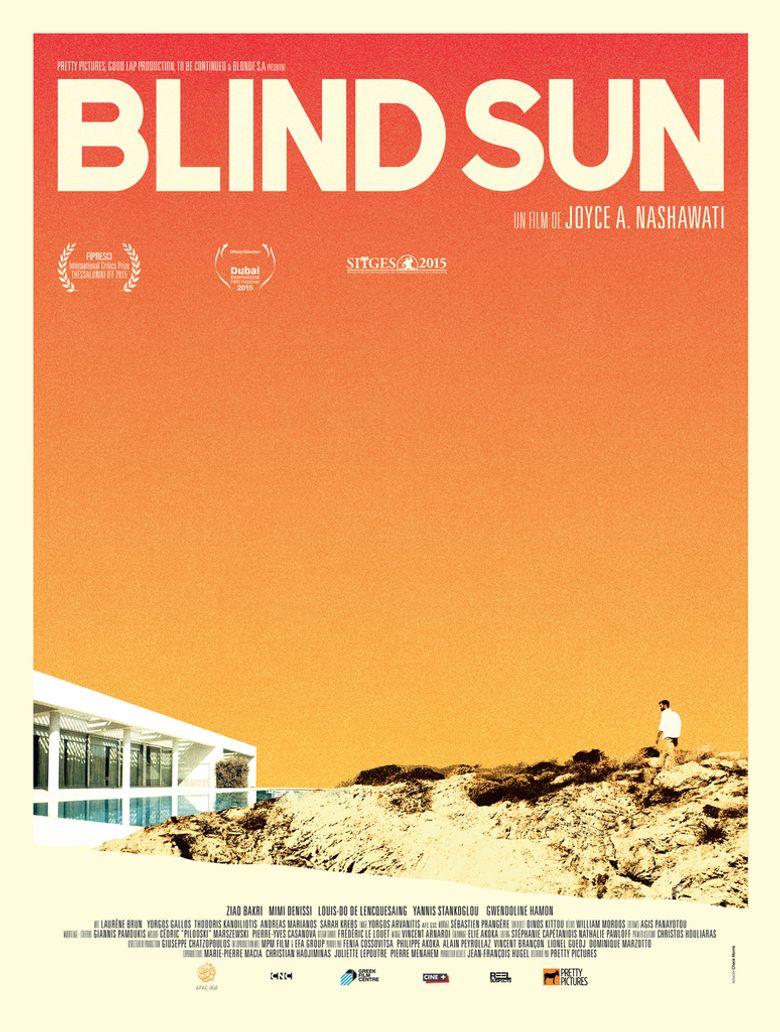 Blind Sun Poster
