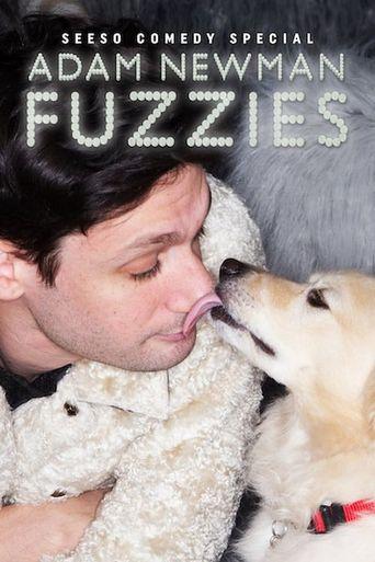 Adam Newman: Fuzzies Poster